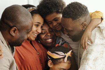 L'importance de photos de famille